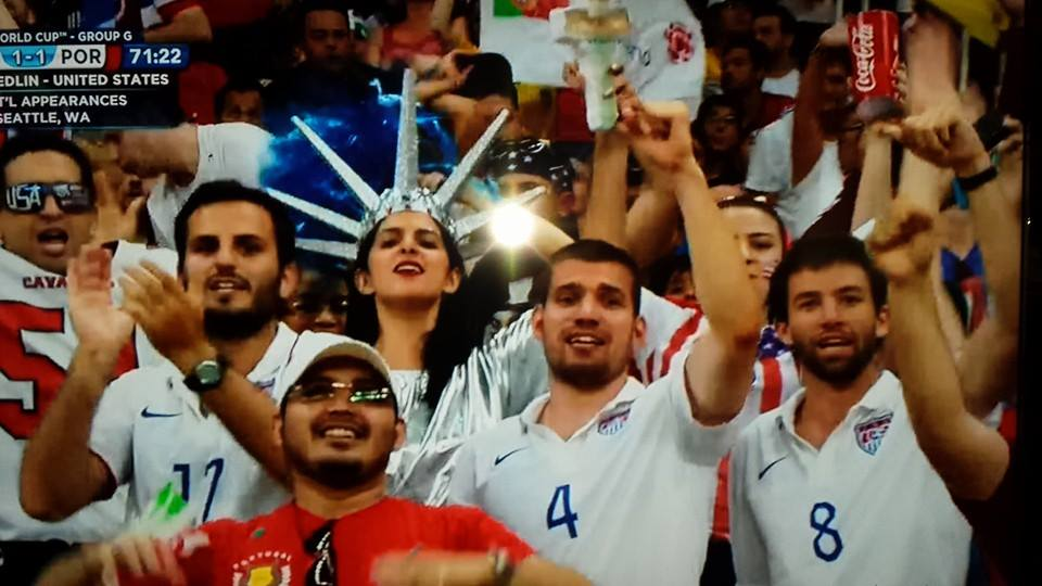 Our Neighbors, Through the Eyes of a World Soccer Fan