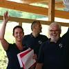 Intercept Technology Volunteers at ARhonA Sanctuary
