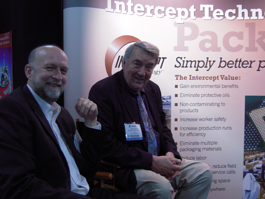 LPC Sales Team Joe and John at EASTEC 2011