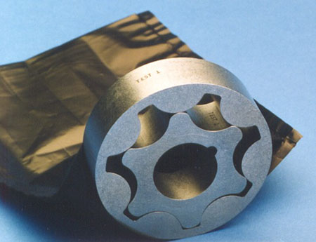 Static Intercept Corrosion Protection for Small Parts