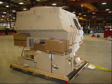 Packaging Humvees with Award-Winning Intercept