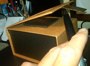 Chocolates Box Lid