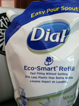 Dial Eco-Smart Refill