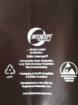 Static Intercept packaging