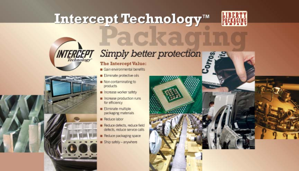 Intercept Packaging at EASTEC 2011 May 17 - 19