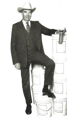 A young John Murphy