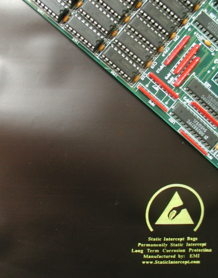 Static Intercept with Printed Circuit Board