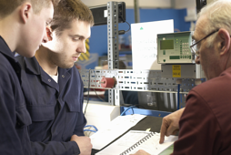 Reliability Engineers Work Together