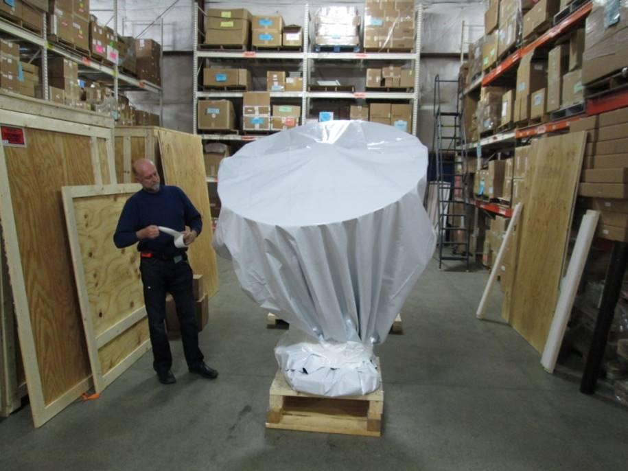 Intercept Packaging is the best solution to dangerous cadmium bloom
