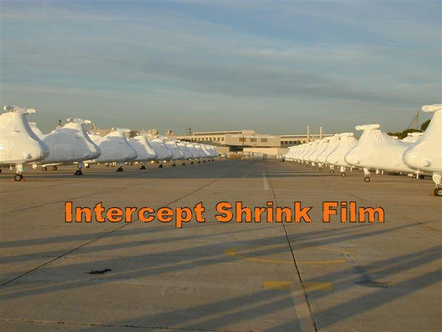i Intercept Shrink Helicopter wrap many