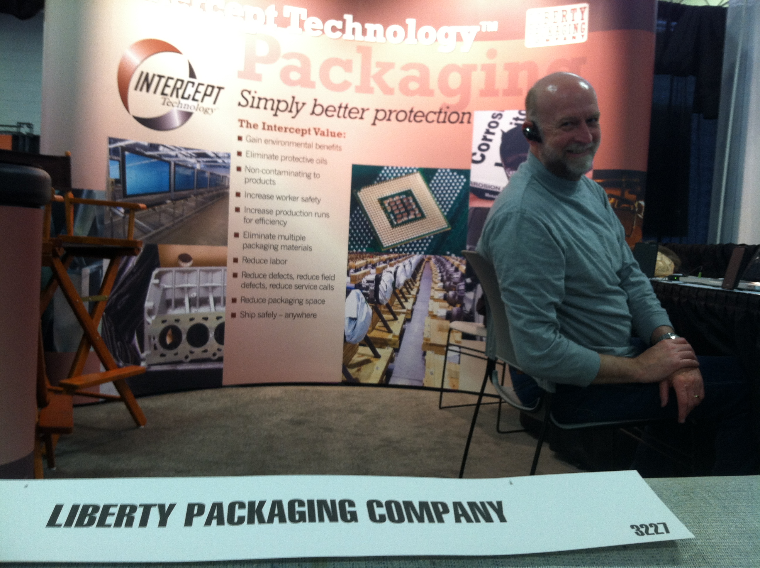 Intercept Packaging Ingenuity at EASTEC 2013