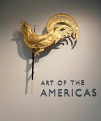 Art of the Americas Exhibit at the Boston MFA