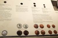 Boston 1795 time capsule coins