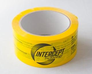 Intercept Technology Message Tape