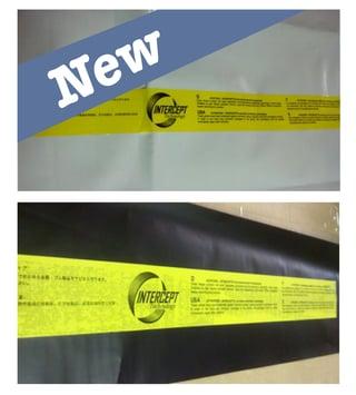 New Intercept Technology message tape