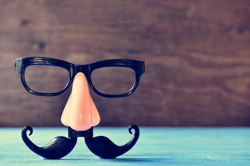 Anti-counterfeit Groucho